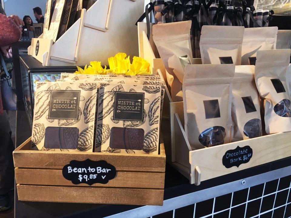 Mite et Chocolat Broadway Market