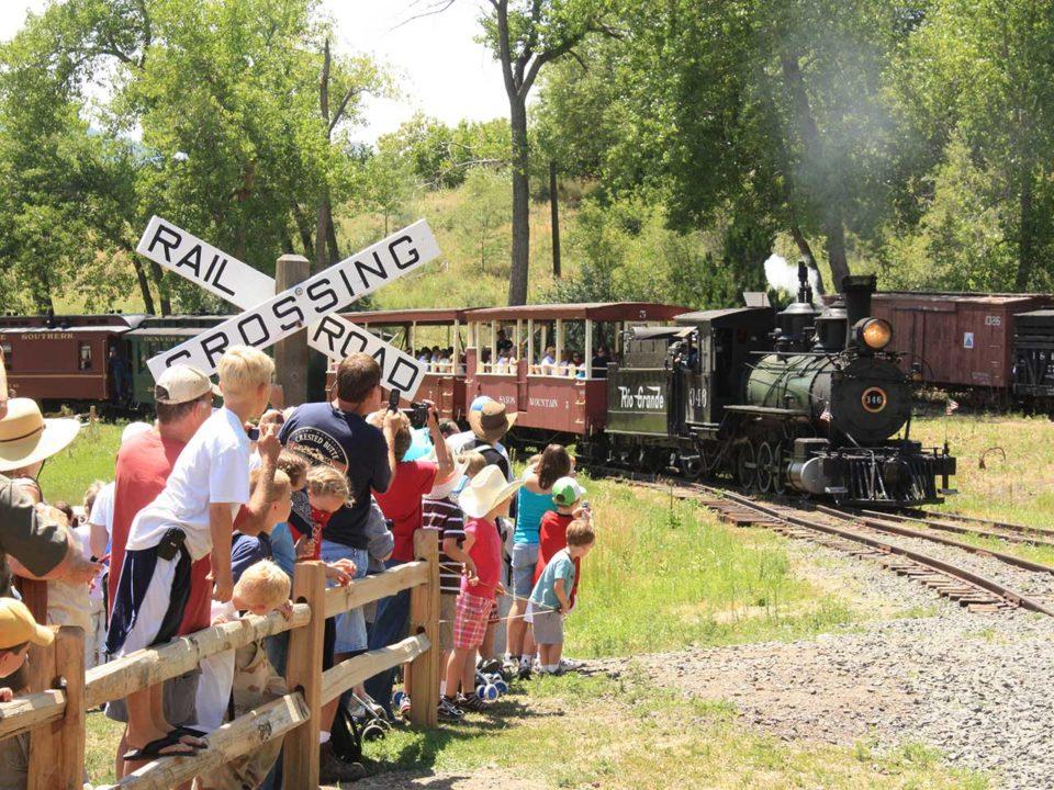 Colorado Railroad Museum Day Trips