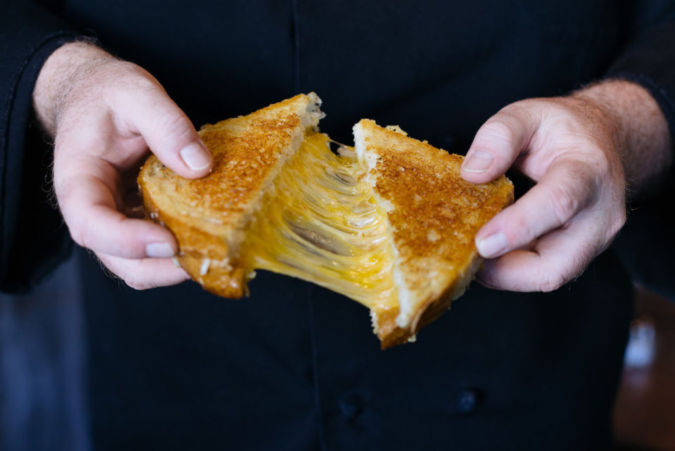 Dunbar grilled cheese