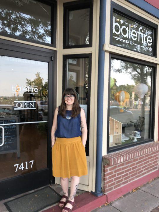 Jamie Hollier Balefire Goods