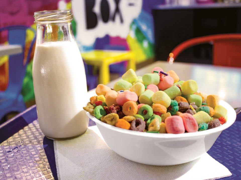 Cereal Box Arvada